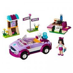 LEGO Friends Emma's Sports Car