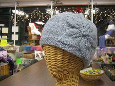 Ravelry: Flower Hat pattern by Rebecca Lennox  Pattern not free...but OH!  Love!