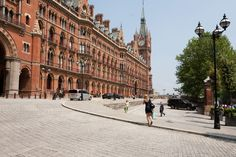 An apartment in the St. Pancras International clock tower in London, available as a vacation rental through Airbnb.