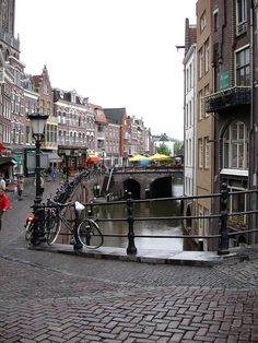 Utrecht, Holland by mkatzdesigns, via Flickr Holland Cities, Visit Holland, Holland Beach, Places To Travel, Places To Visit, Visit Amsterdam, Amsterdam Netherlands, Beautiful Places In The World, Utrecht