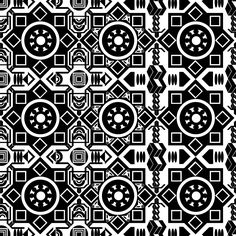 Persian Pattern by RAHELE JOMEPOUR