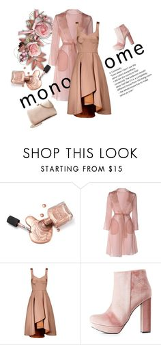 """Rose"" by cstarzforhome ❤ liked on Polyvore featuring MaxMara, Jason Wu, Charlotte Russe and LC Lauren Conrad"