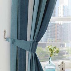 Teal Finley Pencil Pleat Curtains | Dunelm