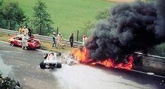 🏆🏁 🚦🇩🇪 #formula1 #f1 #formulaone #thef1weekend #race #racing #germanyGP #onthisday #bestoftheday #accaddeoggi L'#1agosto 1976, si svolse al Nurburgring la decima prova del Gran Premio di Germania, in questa giornata ricordiamo il brutto incidente di Niki Lauda