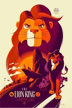 Mondo Disney Finding Nemo by Tom Whalen Screen Print Poster Pixar Art Disney, Disney Artwork, Disney Love, Disney Magic, Disney 2015, Tom Whalen, Disney Animation, Dreamworks Animation, Lion King Poster