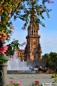 Hayalci Gezgin: İspanya, Sevilla da Nereler Gezilir?