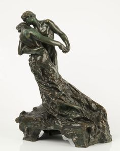 """La Valse""_by Camille Claudel Auguste Rodin, Musée Rodin, Camille Claudel Sculpture, Art Sculpture, Sculptures, Op Art, Mondrian, Rodin Drawing, Rodin The Thinker"