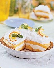 Creamsicle Ice Cream Pie Recipe