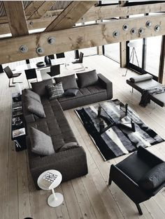 Living room by Bo Concept