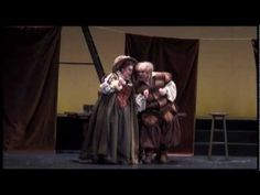 Falstaff and Dame Quickly Duet