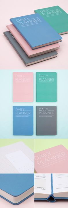 Your upcoming 164 days can be perfectly organized with some help from the Large Ardium Daily Planner. The Daily Plan page is composed of several useful sections; To-do list, Time slot and spacious grid note! Plan ahead for your every day and live your life to the fullest!