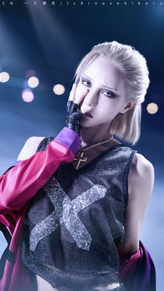 Yuri Plisetsky Cosplay - yuri on ice Yurio Cosplay, Cosplay Anime, Cute Cosplay, Cosplay Outfits, Best Cosplay, Cosplay Girls, Cosplay Costumes, Cosplay Makeup, Cosplay Ideas