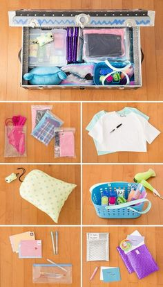 On Container Stories: Pack A Camptime Trunk That's Organized with Love The post Happy Campers! appeared first on Summer Diy. Camping Packing Hacks, Summer Camp Packing, Camping 2017, Scout Camping, Camping Tips, Outdoor Camping, Packing Ideas, Camping Checklist, Camping Meals