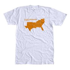 Southerner Tee...uh oh. MD is included.