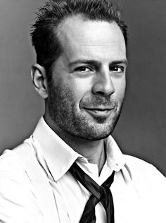 Bruce Willis....loved him since I was 5 years old. That smirk