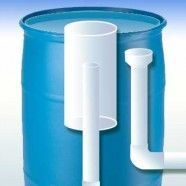 DIY Radial Flow Filter for Aquaponics Build it yourself