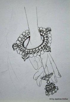 Super jewerly fashion illustration sketch design ideas - Image 5 of 24 Jewelry Illustration, Fashion Illustration Sketches, Fashion Sketches, Jewelry Design Drawing, Fashion Design Drawings, Drawing Fashion, Jewellery Sketches, Jewellery Designs, Jewelry Patterns