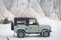 Land Rover 1988 | From Coolnvintage