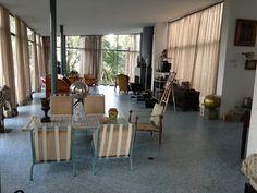 Door handles from Lina Bo Bardi's 1951 house go into production
