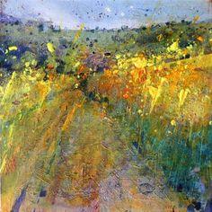 Lorna Holdcroft ~ Rape Seed Field