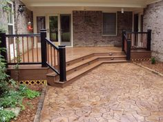 small deck designs pictures | Small Deck Ideas with front