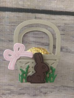 Hi everyone,   I've been having a tonne of fun with the Basket Bunch Bundle from Stampin Up! This bundle is so adorable! You can use it fo...