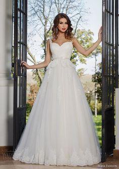Maya Fashion 2015 Wedding Dresses — Royal Bridal Collection | Wedding Inspirasi