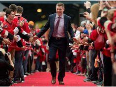 Curtis Lazar - Ottawa Senators Hockey Teams, Hockey Players, Man Candy, Ottawa, My Boys, Fan, Suits, Celebrities, Heart