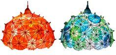 lampadari fai da te bottiglie di plastica - Cerca con Google