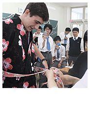 Take Me to Japan! so I can try a yukata and a kimono