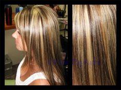 Hair By Kyla - Hair Portfolio #highlights #chunks