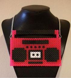 stereo perler beads
