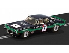 The Scalextric Chevrolet Camaro 1970 is a slot car from the Scalextric Rally and Road car range.