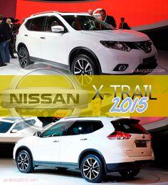 новый ниссан х трейл 2015 http://godkozy2015.com/nissan-x-trail-2015/ фото с автосалона