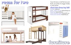 Small Magazine - bunk beds to envy