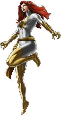 Marvel: Avengers Alliance - Jean Grey