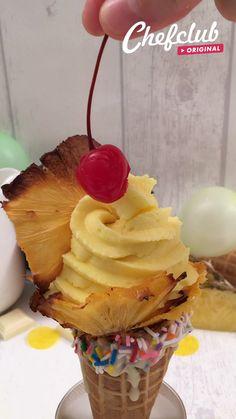 Fun Baking Recipes, Snack Recipes, Dessert Recipes, Cooking Recipes, Cheesy Recipes, Mexican Food Recipes, Cupcake Day, Delicious Desserts, Yummy Food