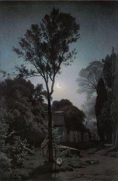 George William Collins - Watercolour Rural Landscape 1863-1949