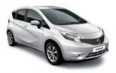 NISSAN NOTE Greece Rhodes, Nissan Note, Car Rental, Cars, Medium, Autos, Car, Automobile, Medium Long Hairstyles