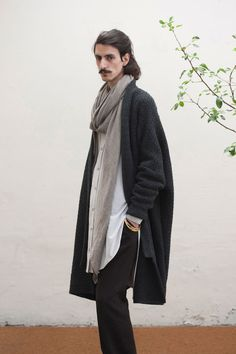 COUTE QUE COUTE: JAN-JAN VAN ESSCHE »IN AWE« MEN'S COLLECTION #3 PREVIEW