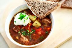 Zupa gulaszowa   Stew