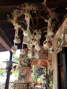 English Rose Tea Room   Carefree Az