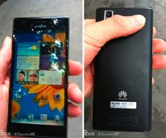 Another render of Huawei's Ascend P2 leaked, shows off its sexy design and sweet display in the process | TalkAndroid.com