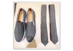 suit fabric shoes tie