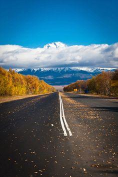 Kamchatka. Russia.