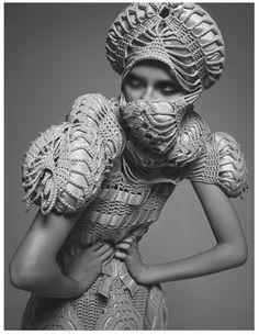 Fresh Fizzy #knit #fashion