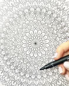 molou_art Doodle Patterns, Manga, Insta Art, Doodles, My Arts, Zentangles, Detail, Artwork, Anime