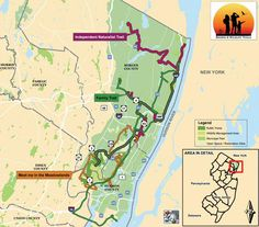 Meadowlands and More Trails