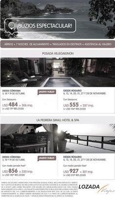 Buzios!!! Consultanos en: 0351- 4230903 t y f: lozada loves you o Visitanos en: Av. Colon 556