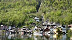Driving to UNESCO-Listed Hallstatt in Austria